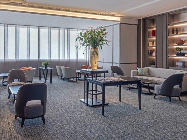 Park Hyatt Beijing Lobby Area
