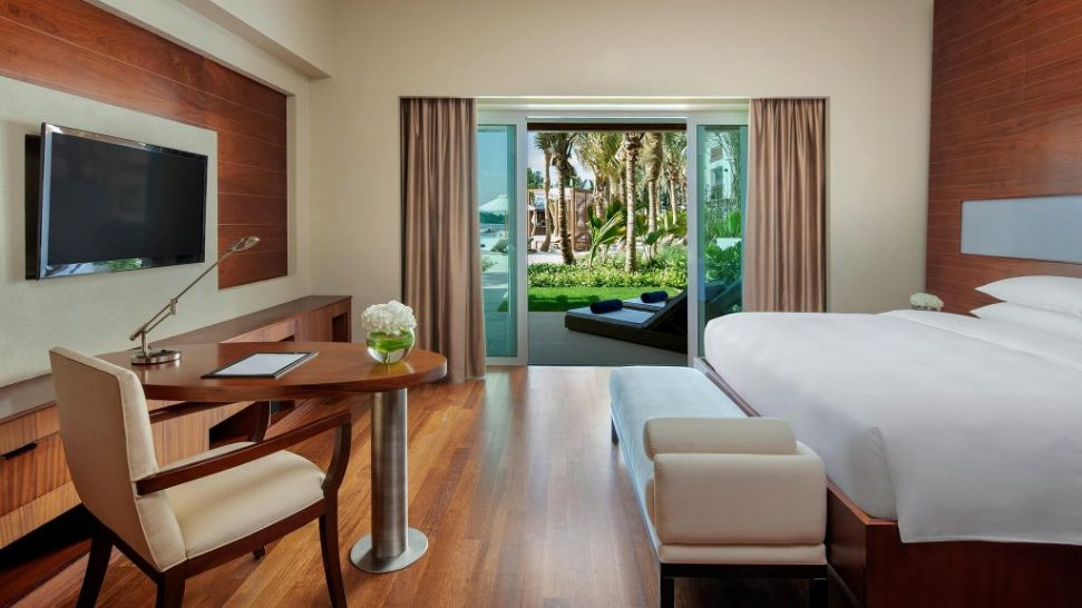 Park Hyatt Dubai Lagoon Beach King Room