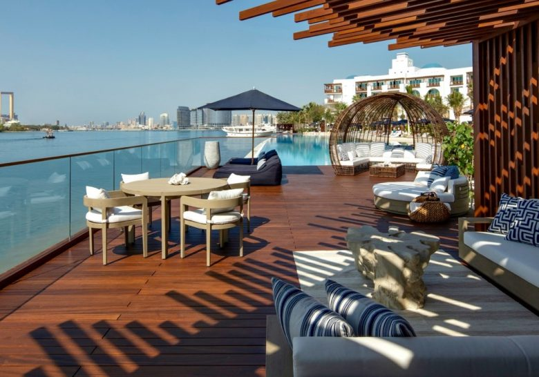 Park Hyatt Dubai Lagoon Pool Bar