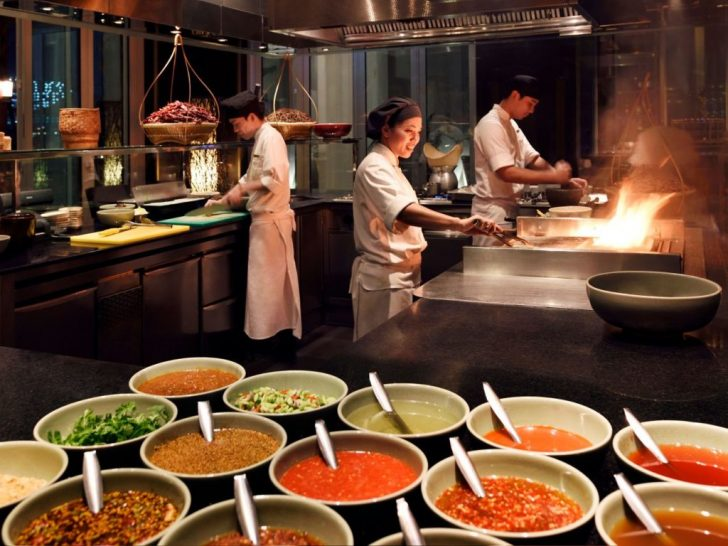 Park Hyatt Dubai The Thai Kitchen