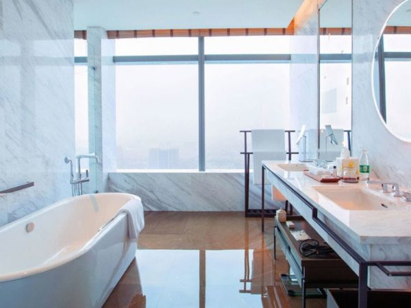 Park Hyatt Hangzhou Bathroom