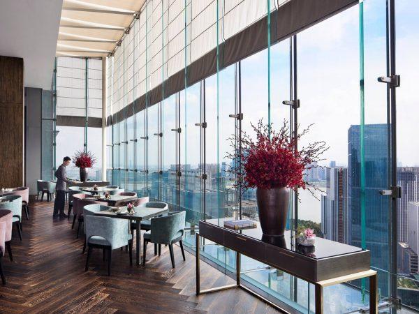 Park Hyatt Hangzhou Dining RoomPark Hyatt Hangzhou Dining Room