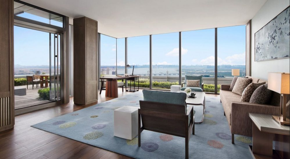 Park Hyatt Hangzhou Executive Suite