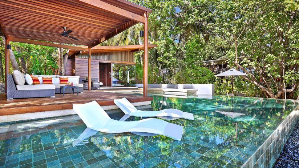 Park Hyatt Maldives Hadahaa 2 Bedroom Park Pool Villa