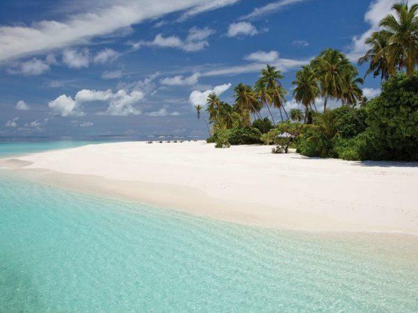Park Hyatt Maldives Hadahaa Beach View