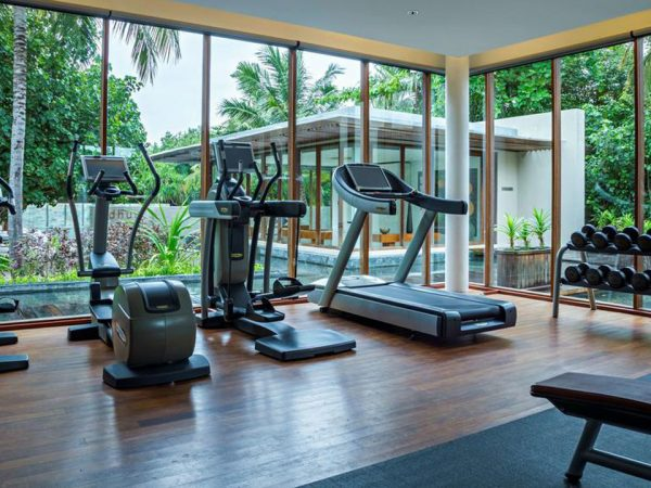 Park Hyatt Maldives Hadahaa Gym