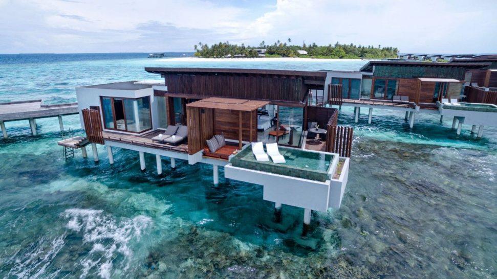 Park Hyatt Maldives Hadahaa Park Sunset Ocean Pool Villa