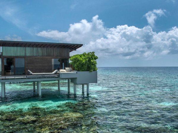 Park Hyatt Maldives Hadahaa Park Water Villa
