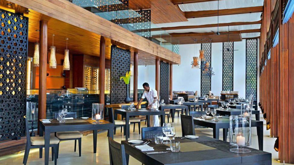Park Hyatt Maldives Hadahaa The Dining Room