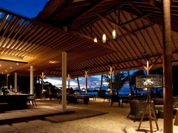 Park Hyatt Maldives Hadahaa The Island Grill