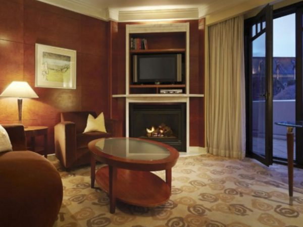 Park Hyatt Melbourne Terrace Suite