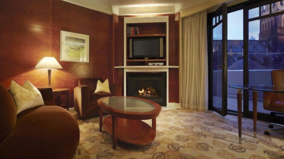 Park Hyatt Melbourne Terrace Suite