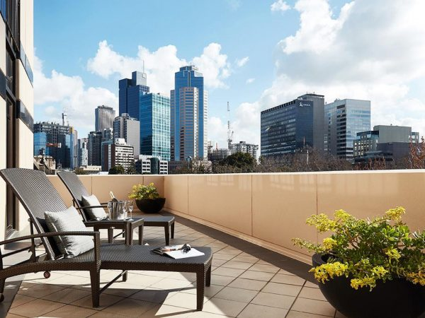 Park Hyatt Melbourne View