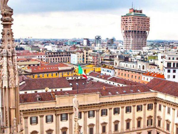 Park Hyatt Milan Hotel View