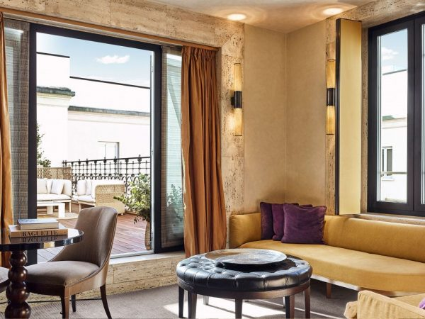 Park Hyatt Milan Park Terrace Suite