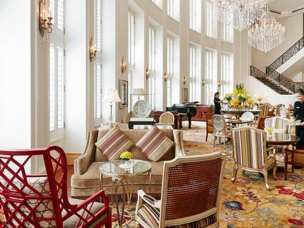 Park Hyatt Saigon Park Suite Park Lounge