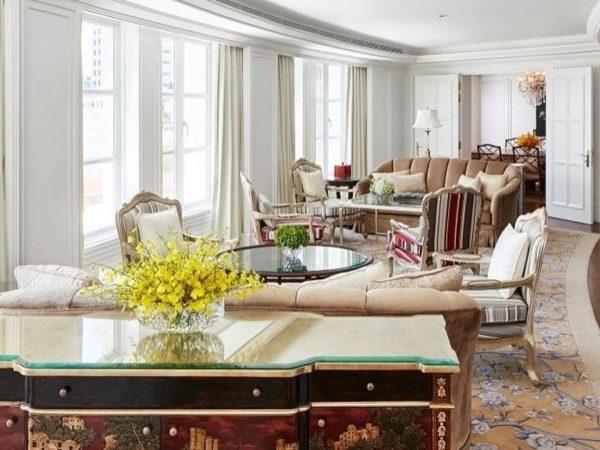 Park Hyatt Saigon Park Suite Presidential Suite