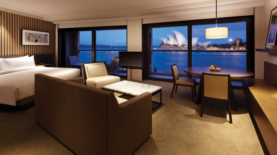 Park Hyatt Sydney 1 King Bed with Opera View Deluxe