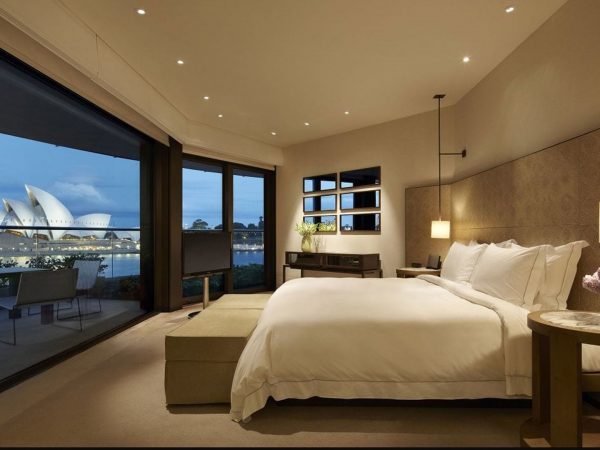 Park Hyatt Sydney 2 Twin Beds with Opera View
