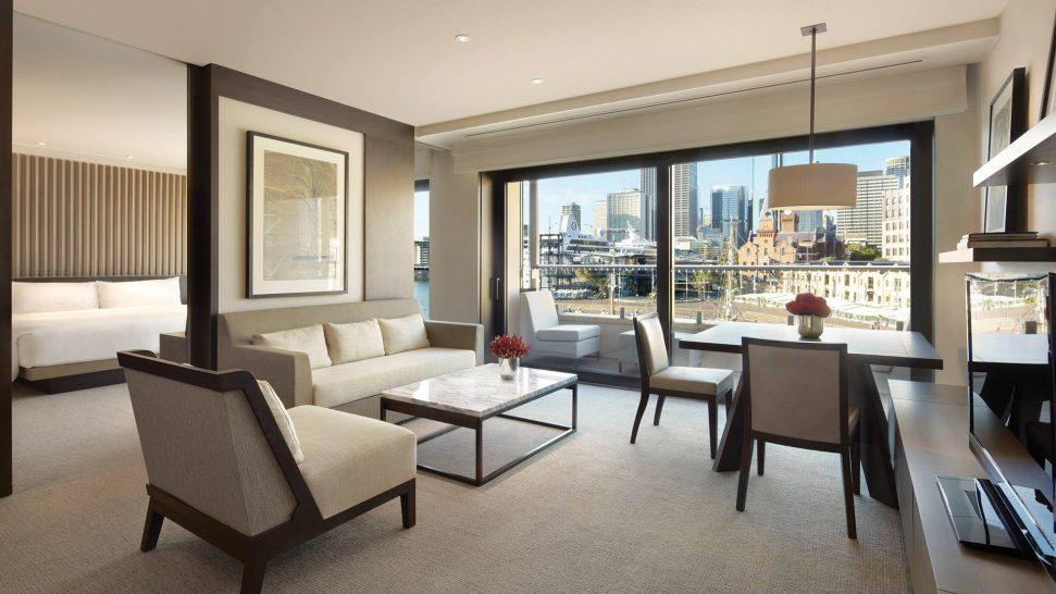 Park Hyatt Sydney Cove Suite