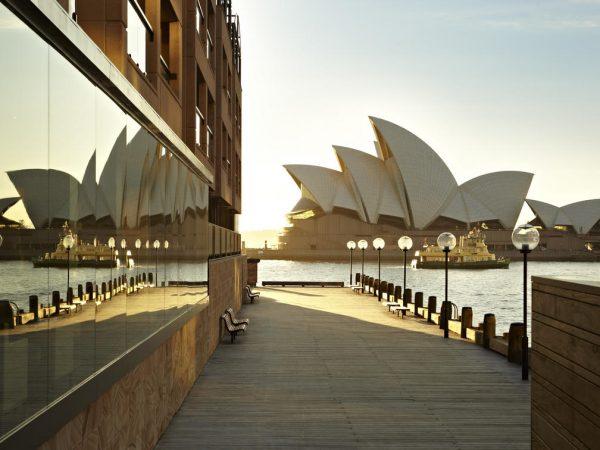 Park Hyatt Sydney Exterior