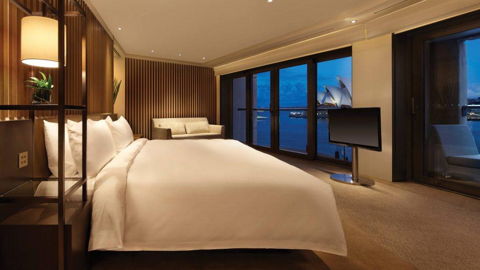Park Hyatt Sydney Harbour Suite