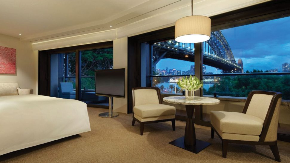Park Hyatt Sydney Opera Suite