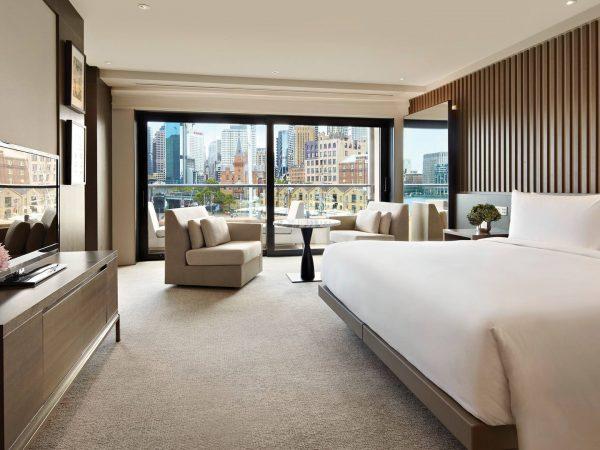 Park Hyatt Sydney Quay Suite