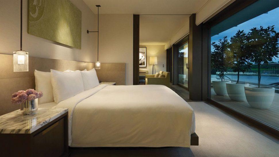 Park Hyatt Sydney Rooftop Suite