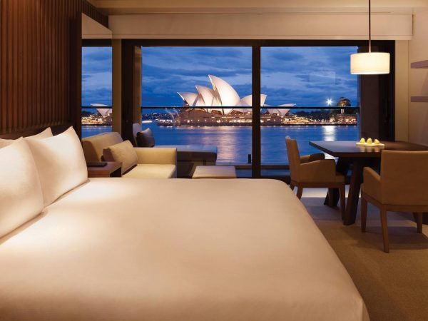 Park Hyatt Sydney1 King Bed with Opera View