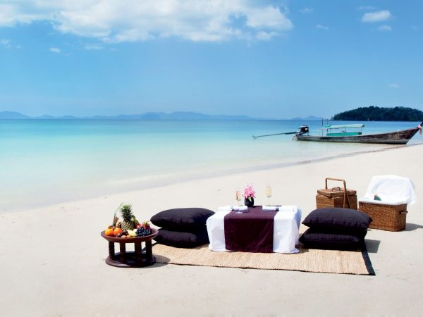 Phulay Bay A Ritz Carlton Reserve Dining Experiences