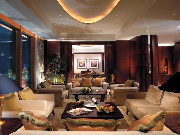 Pudong Shangri La Grand Tower Pudong Suite