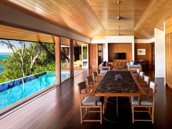 Qualia Resort Beach House