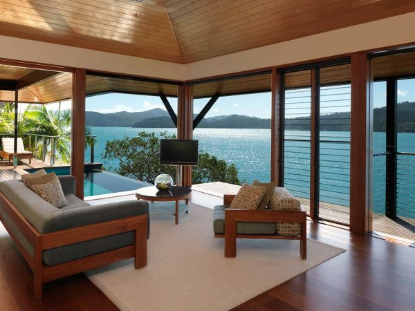 Qualia resort Hamilton Island Leeward Pavilion