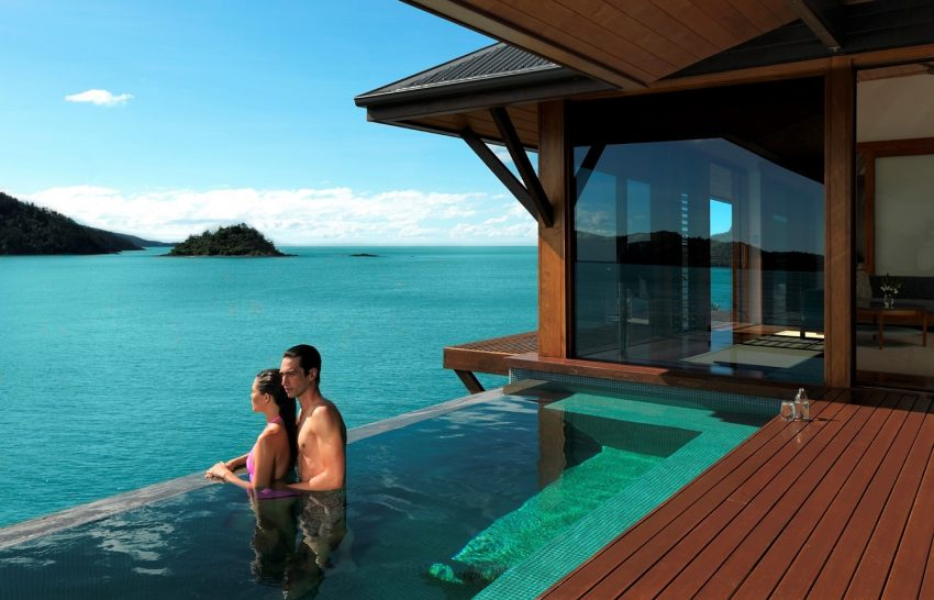 Qualia resort Hamilton Island Pavilion