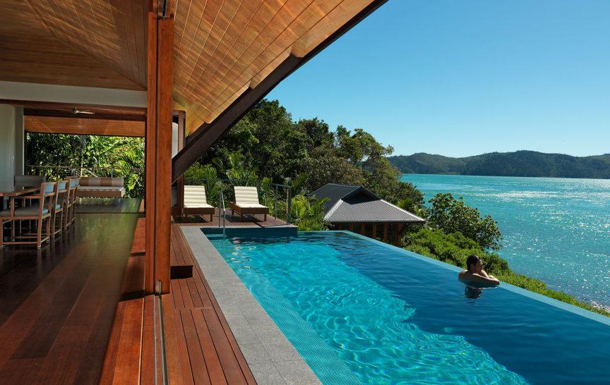 Qualia resort Hamilton Island Beach House