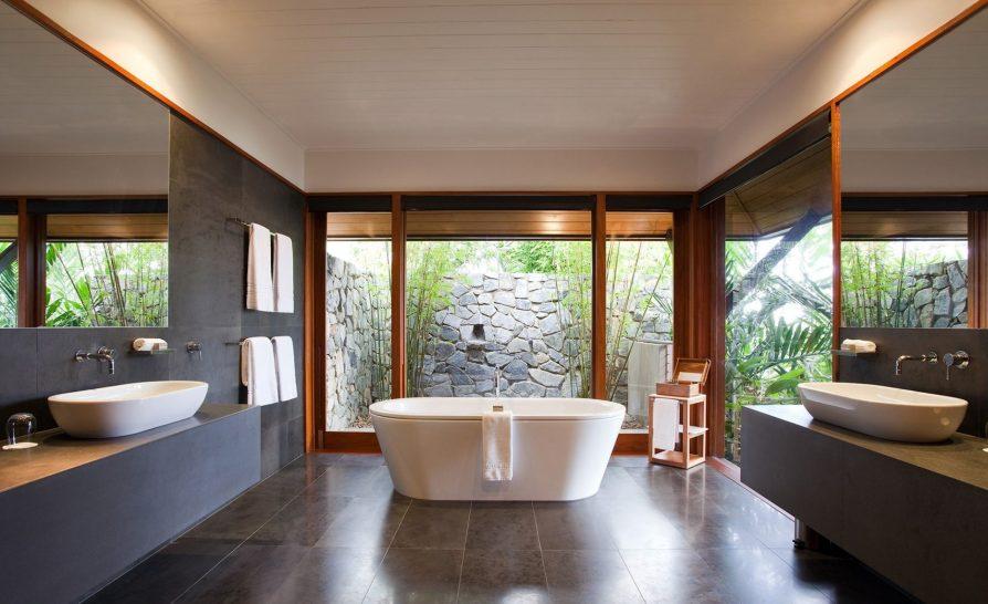 Qualia resort Hamilton Island Pavilion Bathroom