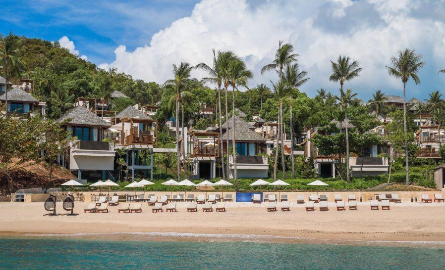 Ritz Carlton Koh Samui Beach
