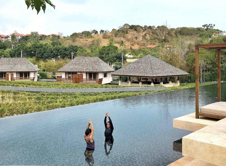 Ritz Carlton Koh Samui Spa Village