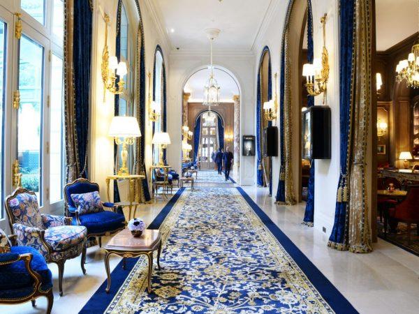 Ritz Palace Lobby