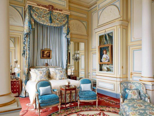 Ritz Paris Imperial Suite