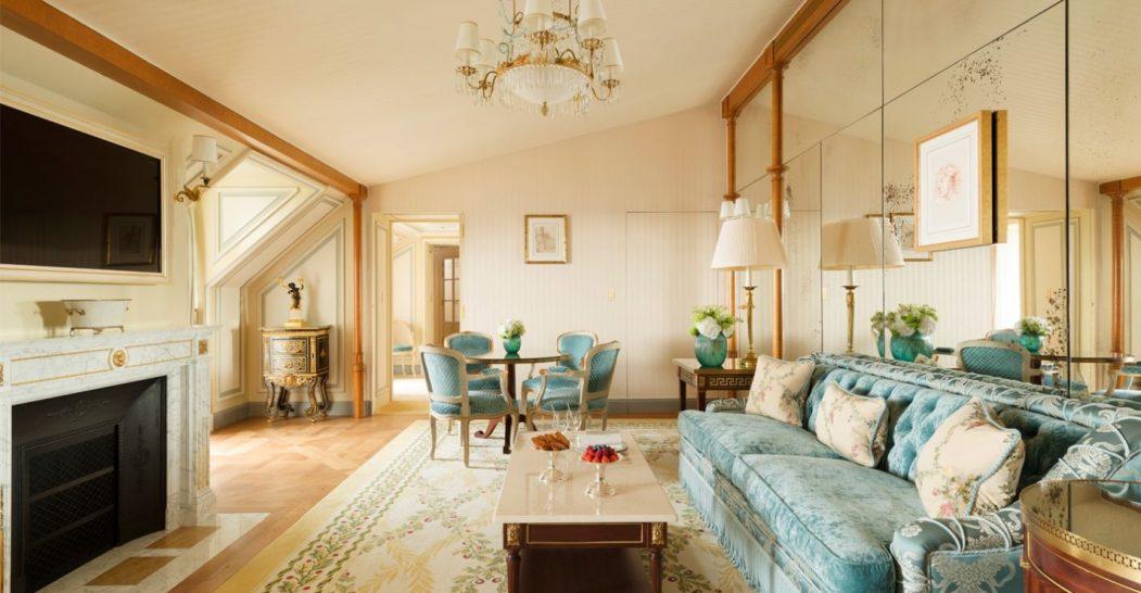 Ritz Paris L Appartement Ritz Salon