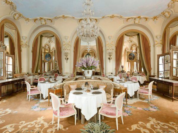 Ritz Paris La Table De L Espadon