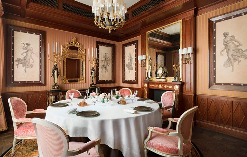 Ritz Paris Salon Auguste Escoffier
