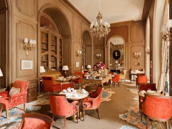 Ritz Paris Salon Proust