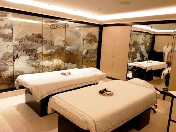 Ritz Paris Spa Treatment Room