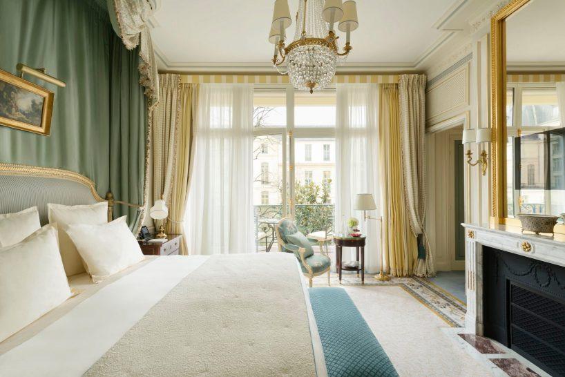 Ritz Paris Suite Grand Jardin