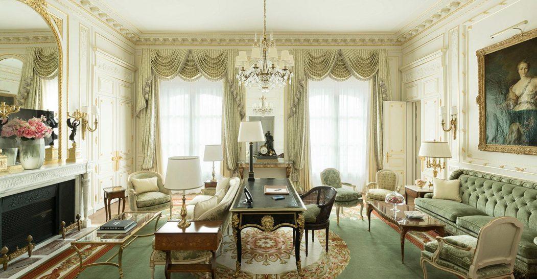 Ritz Paris Suite Vendome