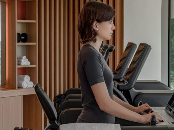 Royal Champagne Hotel and Spa Gym