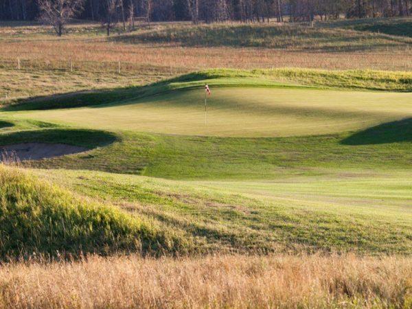 Saffire Freycinet Golfing